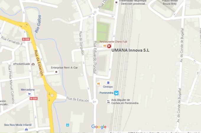 UMANA DEPORTE - Centro de Biomecánica Pontevedra