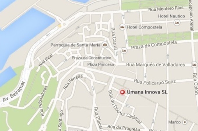 UMANA CLÍNICA - Centro de Biomecánica Vigo