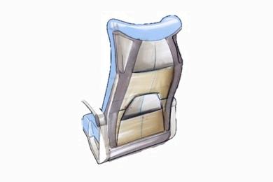 diseño de asientos