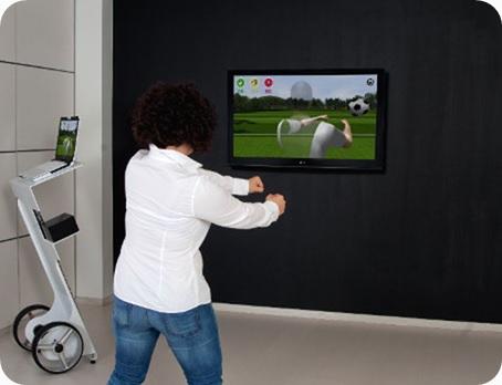 Realidad Virtual Rehabilitación VinCi