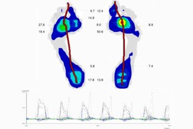biomecánica del calzado - confort de pisada