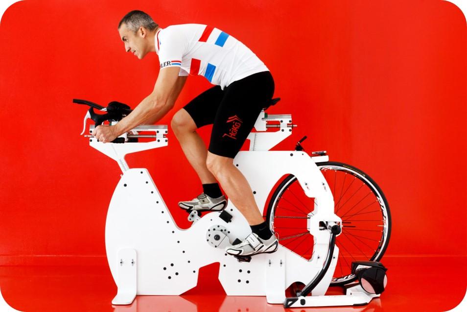 test potencia ciclismo