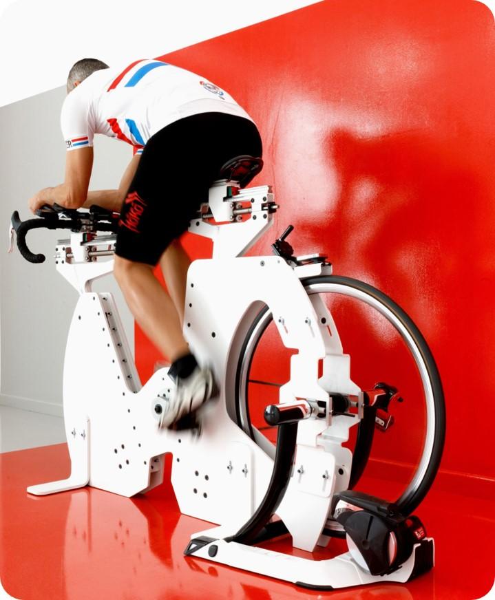 Estudio Biomecánico de Ciclismo