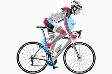 posicion de pedaleo online