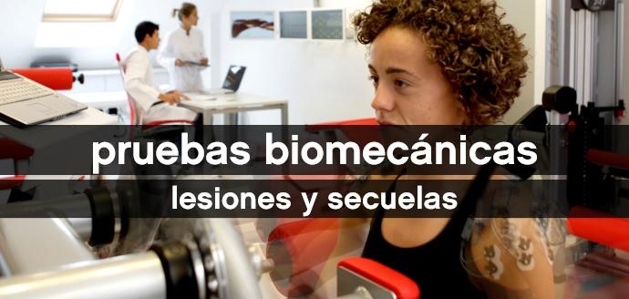 pruebas biomecanicas